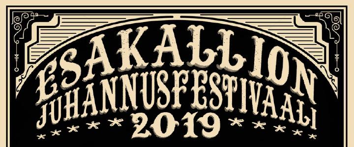 """JUHANNUSFESTIVAALIT 2019: """"JUHANNUSTANSSIT""""-MUSIIKKIESITYS JUNNU VAINION SÄVELIN"""